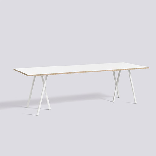Designdelicatessen   hay   loop stand table 200 cm   bord
